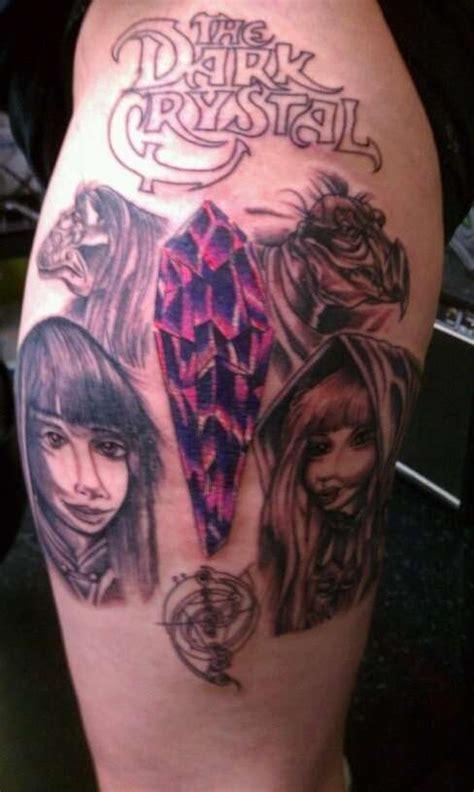 dark crystal tattoo the