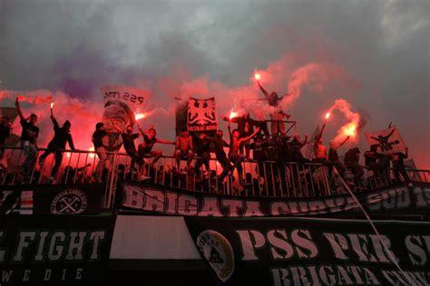 football  ultras   brigata curva sud