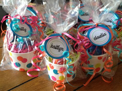 Birthday Favors For by Tween Favors Aimee