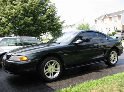 1998 Ford Mustang Gt by 1998 Ford Mustang Gt
