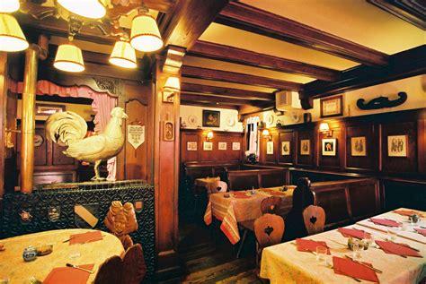 restaurants chez yvonne pour votre congres  strasbourg scb