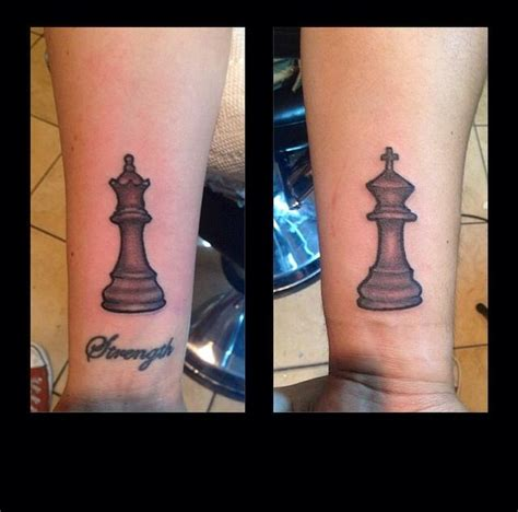 king and queen chess piece tattoos best 25 chess ideas on chess