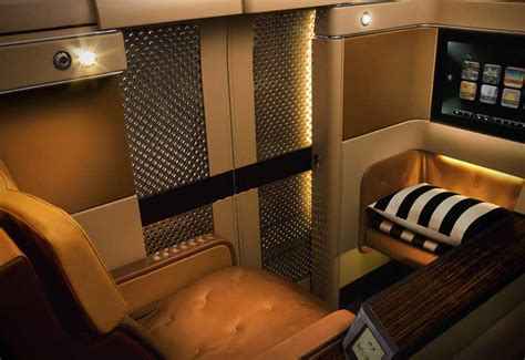 Etihad Airways Cabin by Onboard Chefs To Serve Etihad Users Five Food