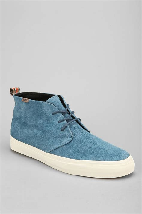 mens sneaker outfitters vans california decon suede mens chukka