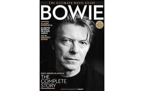 rolling david bowie the ultimate guide to his introducing david bowie the ultimate guide