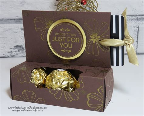 Can You Use Westfield Gift Cards At Countdown - crafty christmas countdown 4 gift card holder with ferrero rocher chocolates