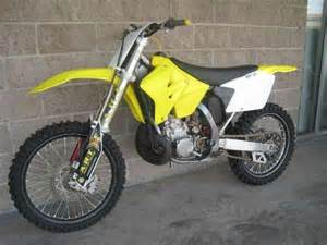 2003 Suzuki Rm250 For Sale Rm 250 Motorcycles For Sale