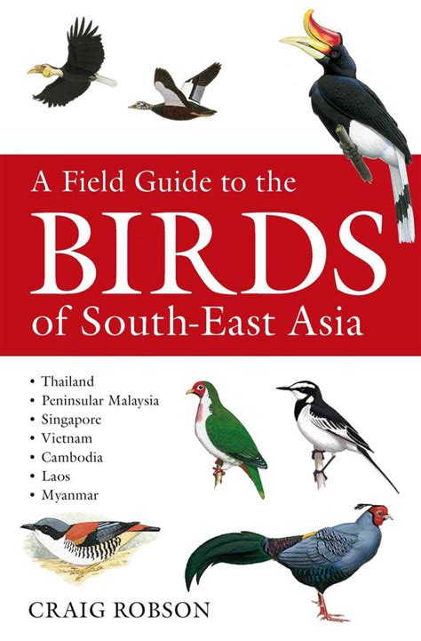 a field guide to the birds of south east asia craig
