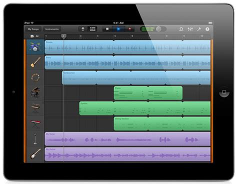 how to make house music in garageband garageband for ipad now available imovie updated for ipad
