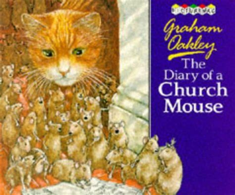 the diary of a church mouse by graham oakley reviews
