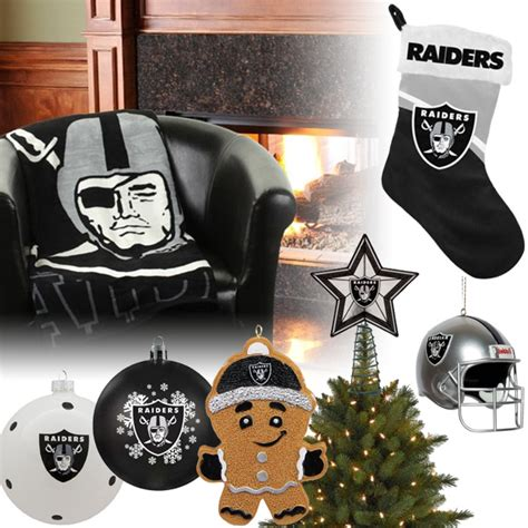 gifts for raiders fans oakland raiders ornament 100 images oakland raiders