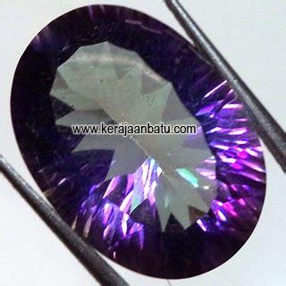 Multicolor Mystic Quartz 13 34ct harga batu permata mystic quartz batu mulia murah