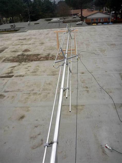 assembling gap titan dx antenna iwedi simone ham radio