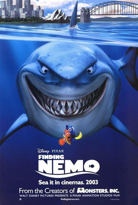 finding nemo poster finding nemo poster gallery pixar talk