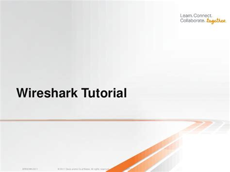 wireshark troubleshooting tutorial troubleshooting wireless lans with centralized controllers