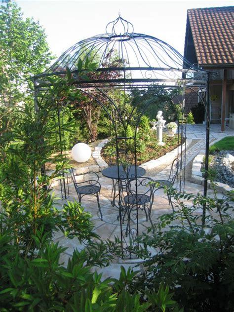 pavillon gewächshaus mediterraner garten yasiflor gartenbau
