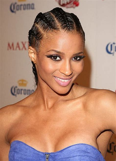 black hair styles for for side frence braids french braid hairstyles for black girls