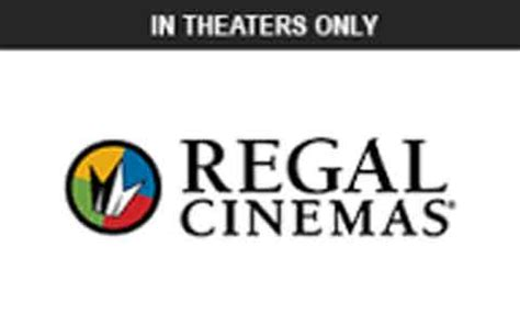 Regal Cinemas Gift Card Balance - regal cinema gift cards check balance gift ideas