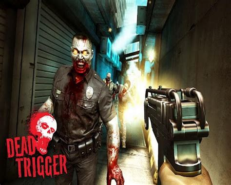 mod game dead trigger 2 dead trigger v1 8 2 apk obb gold money mod free download