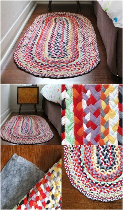 Diy Woven Rug 30 Magnificent Diy Rugs To Brighten Up Your Home Diy