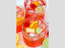 Fruity Vodka Party Punch - Crazy for Crust Now And Later Candy Flavors