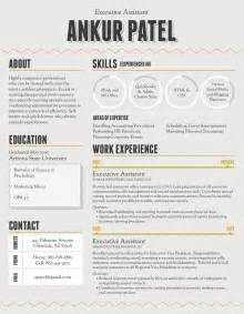 how to make an infographic resume