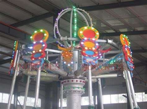 swing on the spiral super flying chair rides swonder swing spiral jet funfair