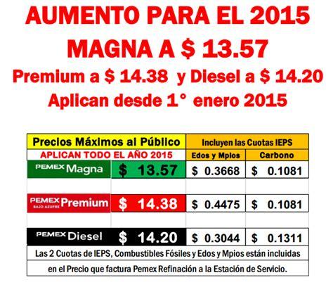 deste cuando empezarn a pagar el aumento del salario universal de mayo del 2016 el precio de la gasolina 2015 la economia