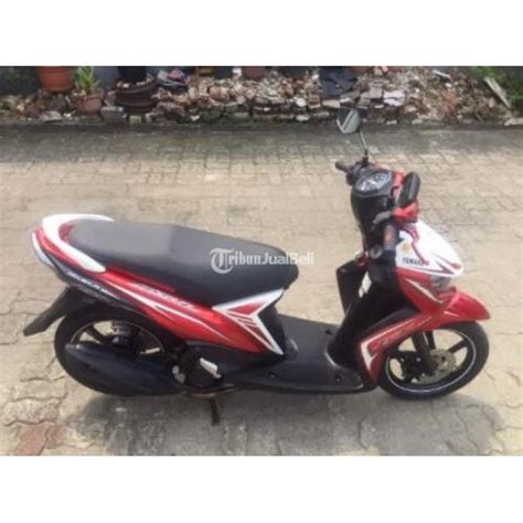 Lu Hid Motor Mio motor matic mio soul gt second tahun 2013 mesin mulus