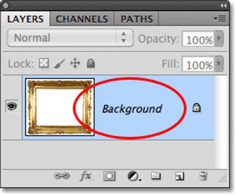 photoshop cs5 layers tutorial the background layer in photoshop cs5
