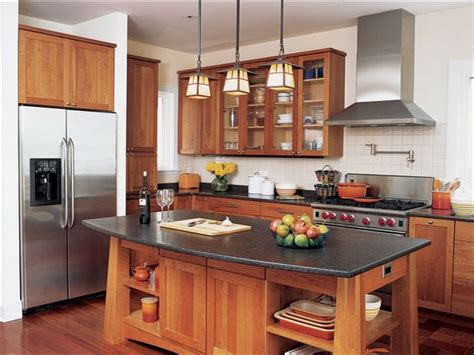 kitchen craft design can arts and crafts style be adapted to a modern kitchen
