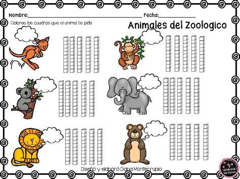 imagenes de animales del zoologico para preescolar actividades animales de zoologico 15 imagenes educativas
