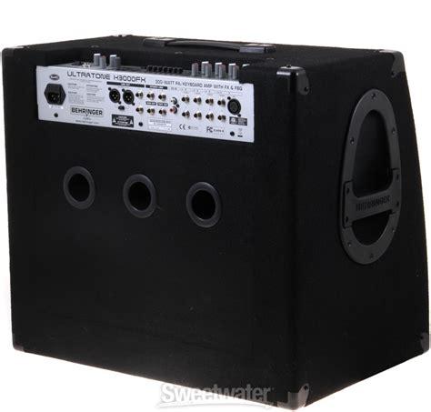 Lifier Keyboard Behringer K3000fx K 3000 Fx K 3000 Fx behringer ultratone k3000fx sweetwater
