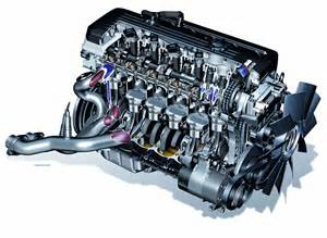 Bmw I6 Engine Drivingenthusiast Bmw M3 Dohc I6 E46 Engine High Res Detail