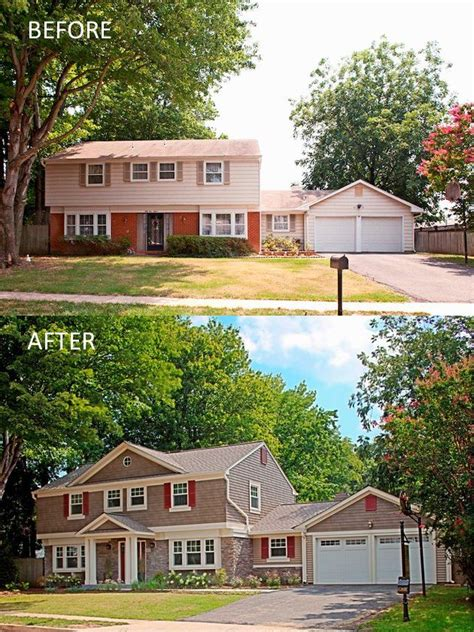 197 best house makeovers images on house remodeling house renovations and