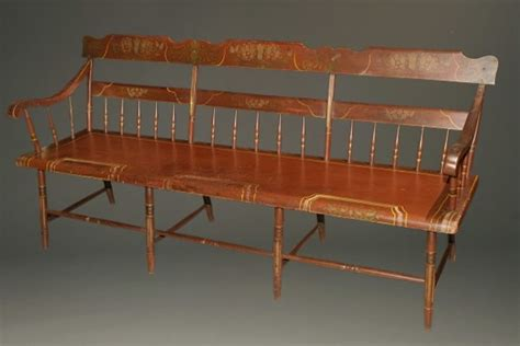 antique benches indoor antique benches stools traditional indoor benches indianapolis by beauch antiques