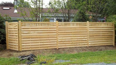 horizontal wood fence wooden fence panels horizontal www imgkid the