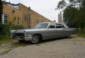 1967 Fleetwood Cadillac 1967 Cadillac Fleetwood 75 For Sale Arlington Heights