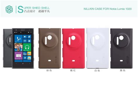 Hp Nokia Lumia 1020 3hiung grocery nokia lumia 1020 nillkin shield series