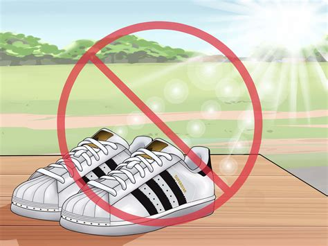 Adidas Superstar 7 3 ways to keep white adidas superstar shoes clean wikihow