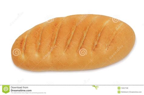 Loaf Handcrafted Breads - loaf of baked made bread isolated royalty free stock