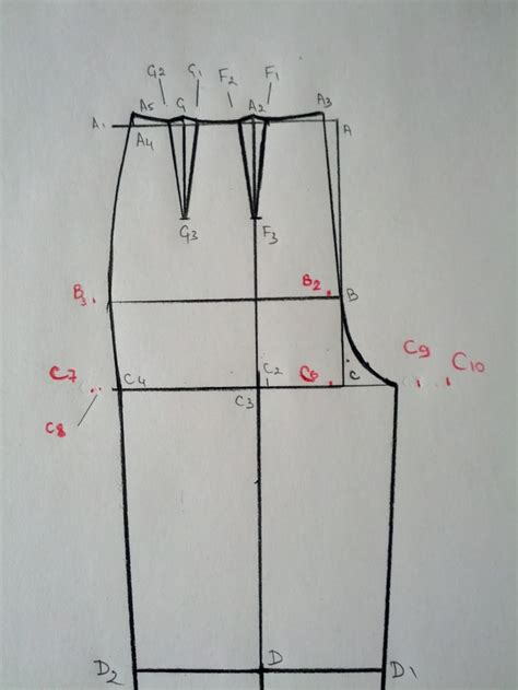 pattern drafting for trousers drafting a pants pattern drafting altering pants