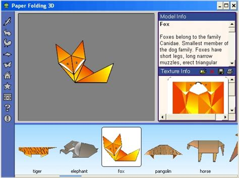 Paper Folding Software - paper folding 3d 1 20 paper folding notes