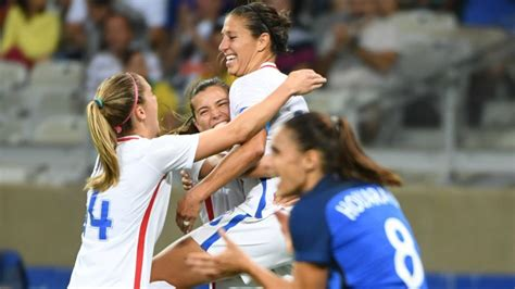 usa womens soccer olympics schedule 2016 how usa women s soccer team weathered france s storm in