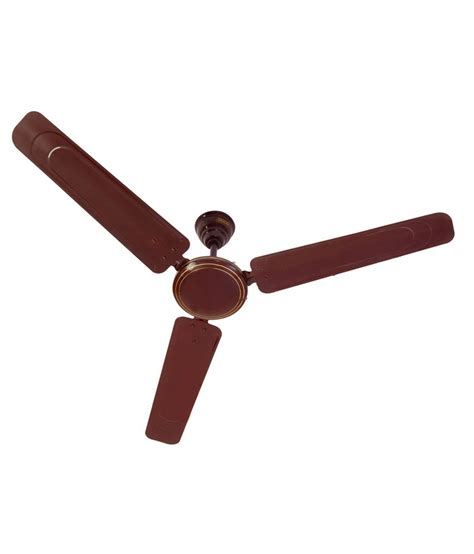 cost to add a ceiling fan usha 48 new zen ceiling fan brown available at snapdeal