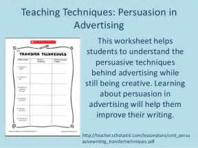 Persuasive Essay Writing Techniques by Persuasive Essay Writing