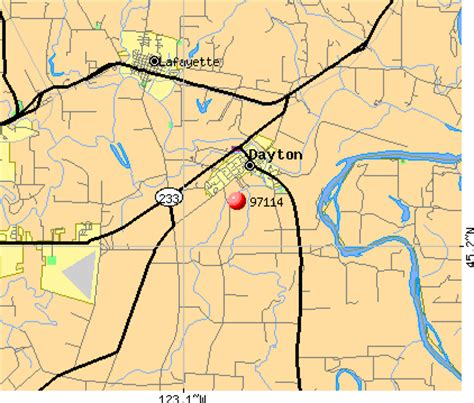 map of oregon district dayton ohio dayton oregon map oregon map