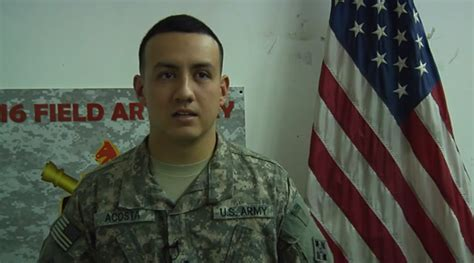 service member andrew acosta sends holiday wishes victor valley news group vvngcom