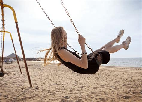 swinging on swings confessions of an aging swing kid jeffrey shaffer