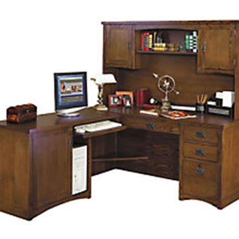 craftsman style office furniture mission desk amish oak craftsman style computer desks